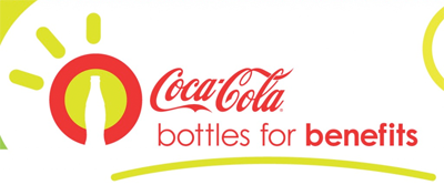 Coca Cola Bottles for Benefits