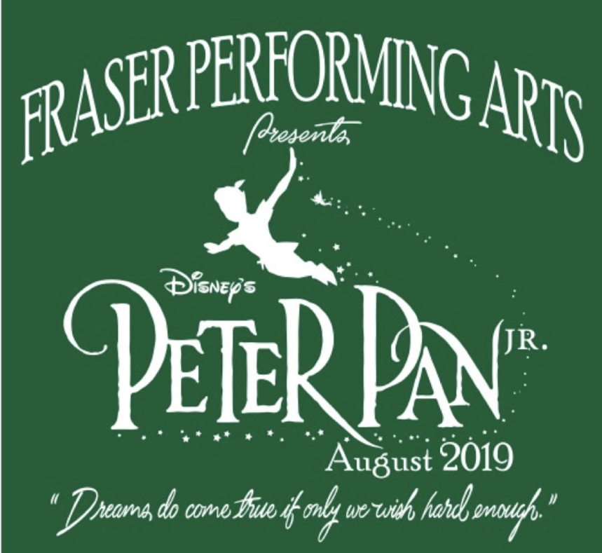 Fraser Performing Arts Center Presents Peter Pan