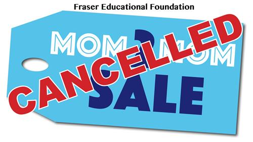 mom to mom sale cancelled