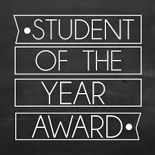 Students of the Year Plaque