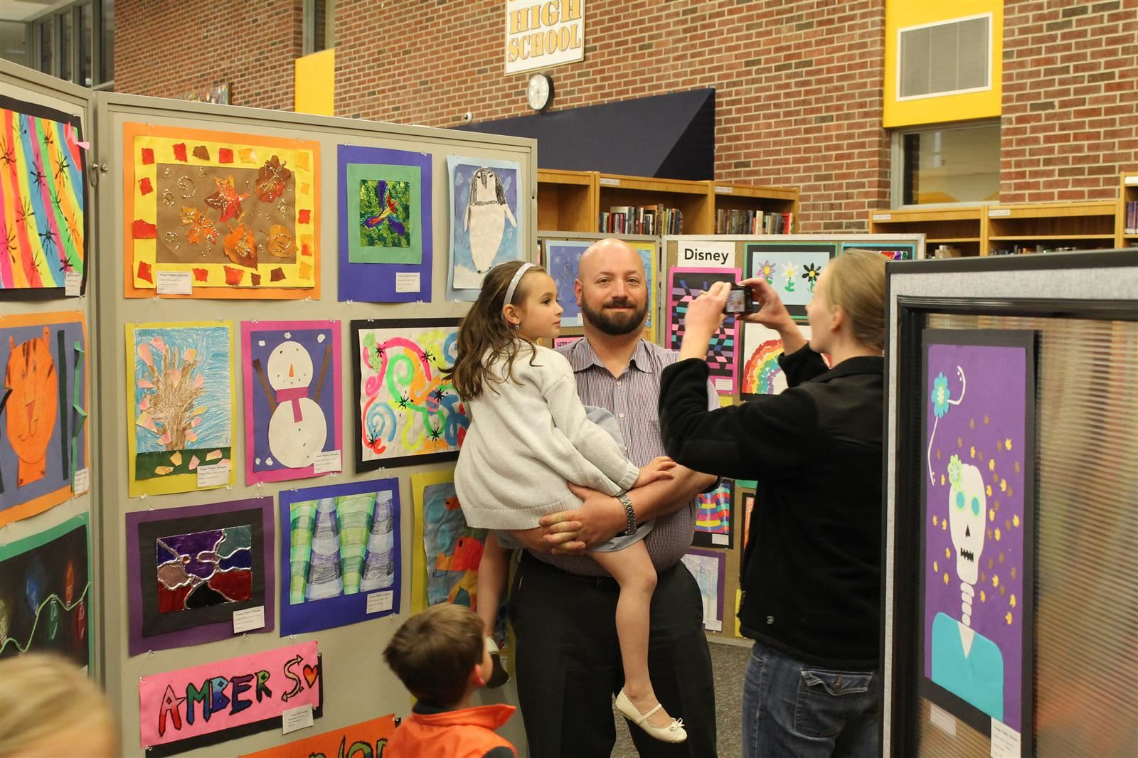 District K-12 Art Show