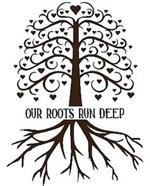 Our Roots Run Deep image of a tree
