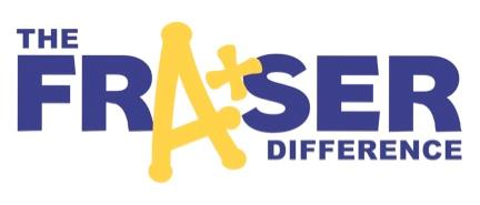 the fraser difference logo