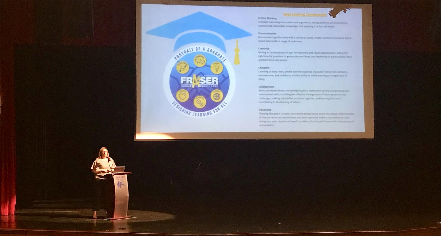 Fraser Public Schools / Where Learning Drives Innovation