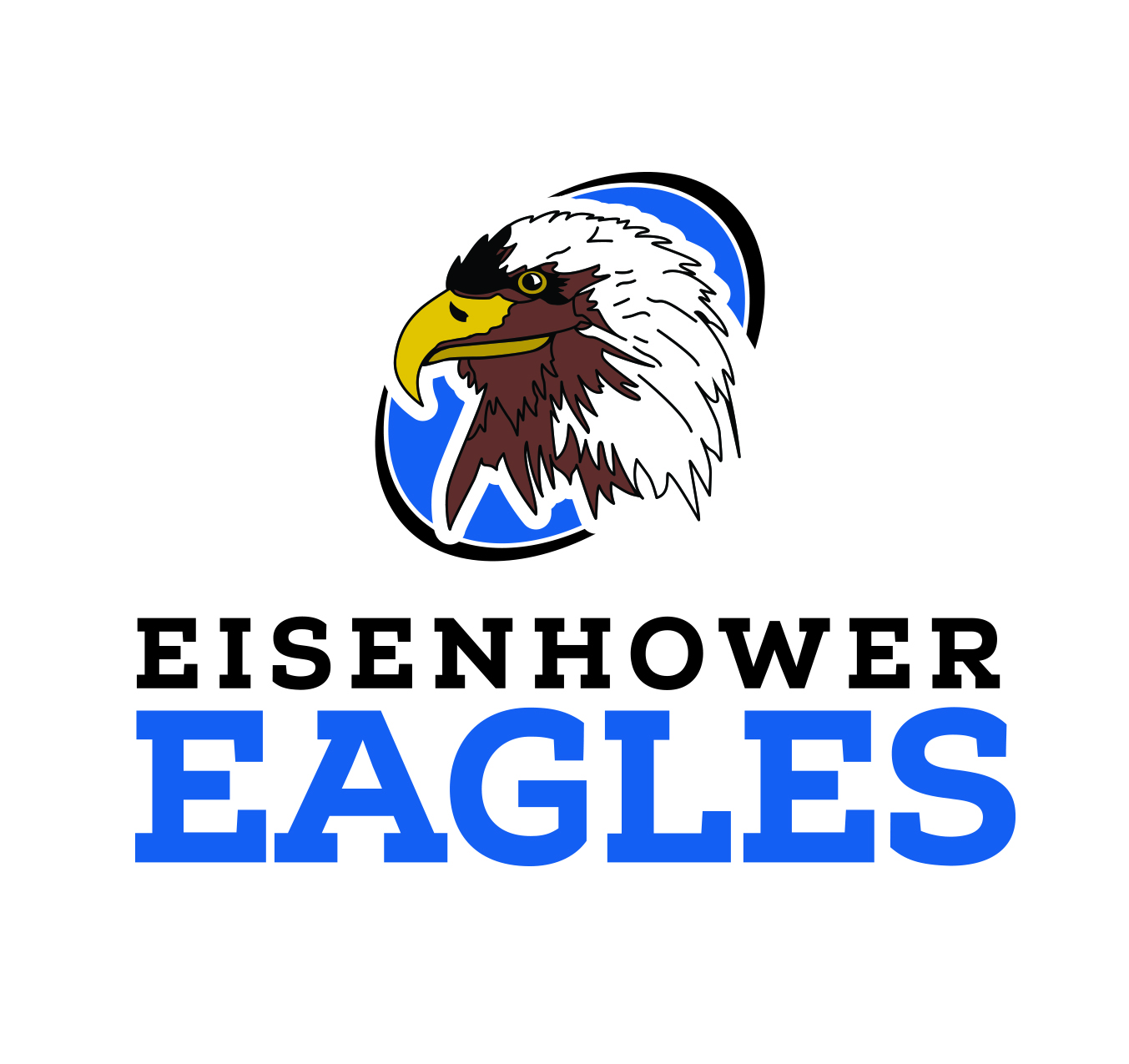 Eisenhower Eagle Logo